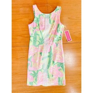 Lilly Pulitzer Target limited edition shift dress